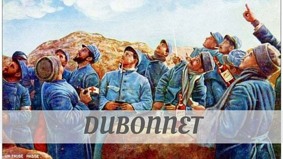 How Do You Pronounce Dubonnet?