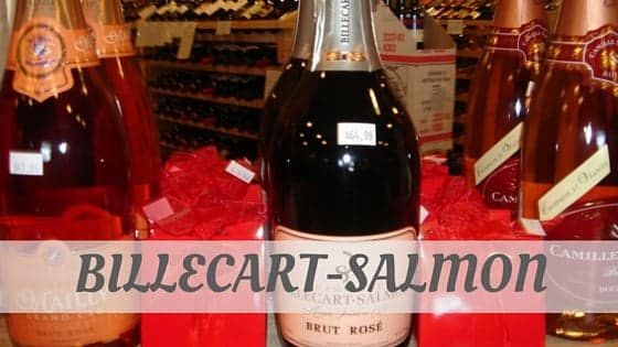 How To Say Billecart Salmon