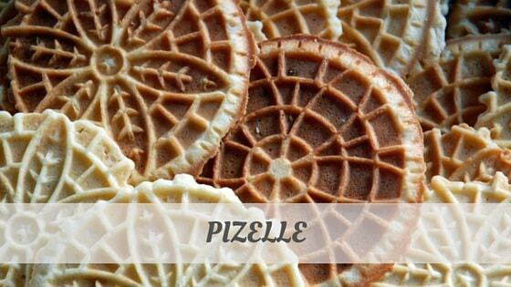 How Do You Pronounce Pizelle?