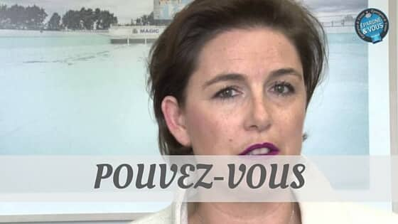How To Say Pouvez Vous
