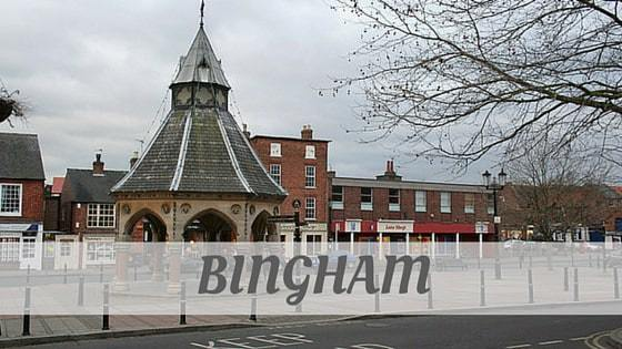 How Do You Pronounce Bingham?