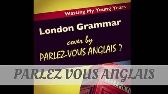How To Say Parlez Vous Anglais