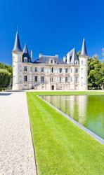 Where is Chateau Pichon