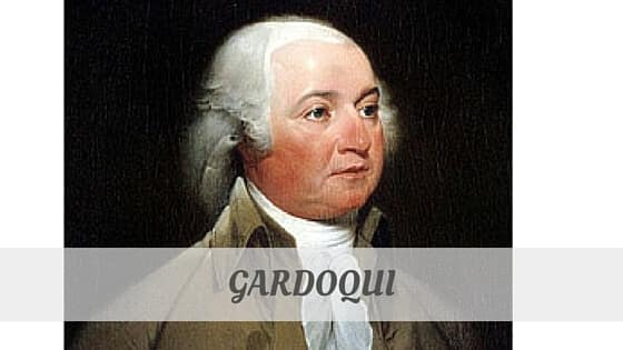 How To Say Gardoqui