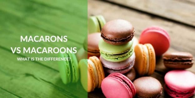 How To Say Macarons Vs Macaroons Difference