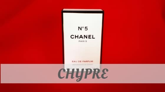 How To Say Chypre
