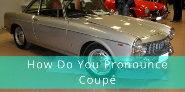 How To Say How Do You Pronounce Coupe