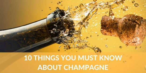 How To Say Must Know Things About Champagne