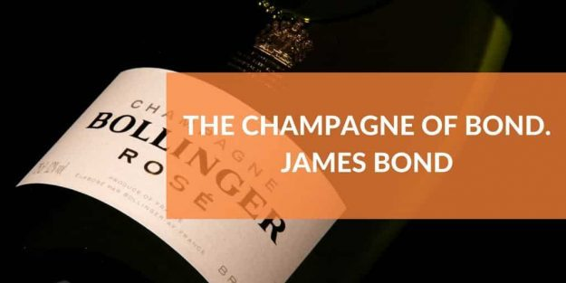 How To Say Bollinger Champagne James Bond