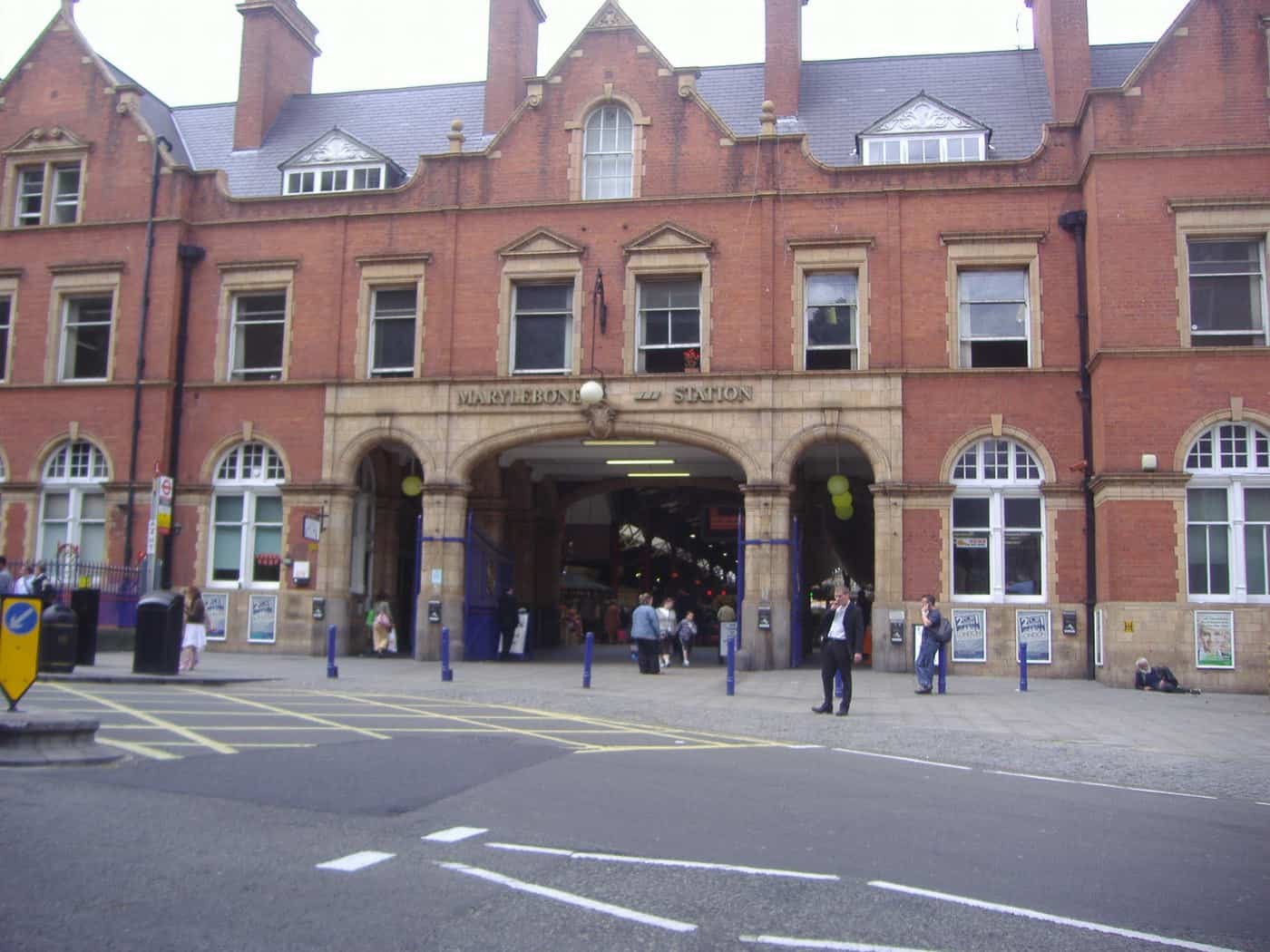 Image of Marylebone Station